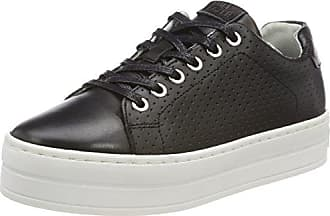 420008E5L, Zapatillas para Mujer, Negro (Black Bkpd), 38 EU Bullboxer