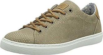 BULLBOXERSneakers - Zapatillas Mujer, Color Dorado, Talla 37