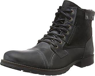 5843A, Botines para Hombre, Negro (Black 2495), 44 EU Bullboxer