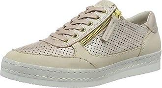 Bullboxer BULLBOXERSneakers - Zapatillas Mujer, Color Dorado, Talla 41