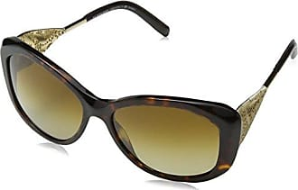 Burberry 0BE4203 336973, Gafas de Sol para Mujer, Marrón (Brown Gradient Hazelnut/Brown), 57