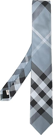 modern-cut check tie - Nude & Neutrals Burberry