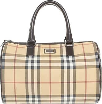 gebraucht - Tote Bag - Damen - Beige - Wolle Burberry