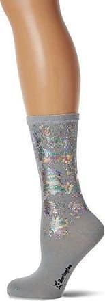 Womens Shiny Holes Socks, Semi-Opaque Burlington