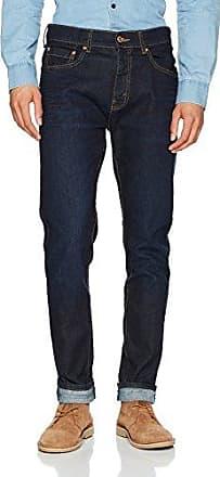 Mens Used Black Blake Fit Slim Jeans Burton Menswear London