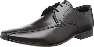 Burton Menswear LondonBrecon - A Collo Basso Uomo, Nero (Black (Black)), 44