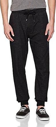 Slub Jogger, Pantaloni Sportivi Uomo, Grey (Charcoal), Medium Burton Menswear London
