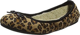 Cara, Bailarinas para Mujer, Marrón (Tan Leopard 087), 41 EU Butterfly Twists