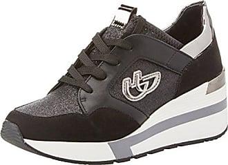 Byblos Running Glam, Zapatillas para Mujer, Plateado (Argento 036), 41 EU