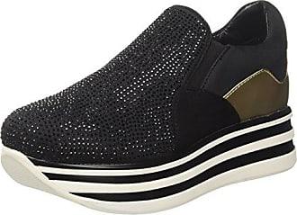 Running Glam, Zapatillas para Mujer, Plateado (Argento 036), 40 EU Byblos