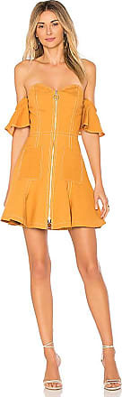 No Less Mini Dress in Tangerine. - size S (also in M,XS,XXS) C/Meo Collective