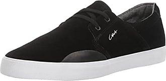 C1RCA Alto, Zapatillas Unisex, Negro (Black/White), 41.5 EU