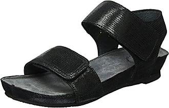 Womens A17074 Ankle Strap Sandals Ca Shott