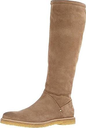 Ca'Shott - Zapatillas de Piel para mujer Gris gris, color Multicolor, talla 38 EU