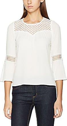Cache Cache Bloutiplum, Camiseta para Mujer, Blanco (Cloud Dancer), M
