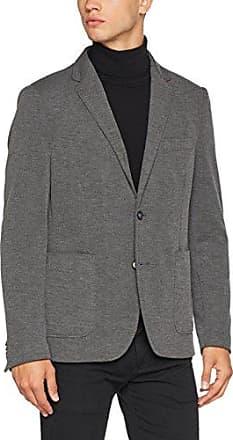144315, Veston Homme, Grau (Grau 04), 52Calamar Menswear