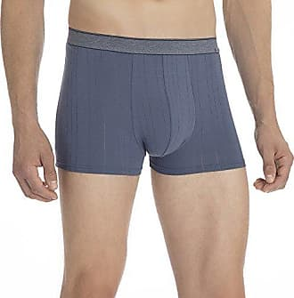 Mens Pure & Striped Herren Boxer Shorts CALIDA