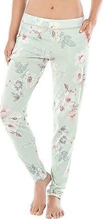 CALIDA Favourites Trend 1, Pantalones de Pijama para Mujer, Multicolor (Moon Stone 973), M