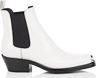 Powder Tex Tammy 50 Leather Boots - Nude & Neutrals CALVIN KLEIN 205W39NYC
