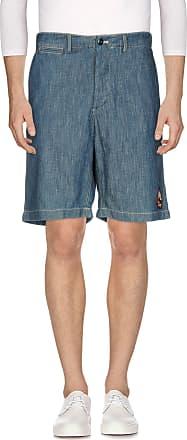Short jean bords francs Bleu Calvin KleinCalvin Klein