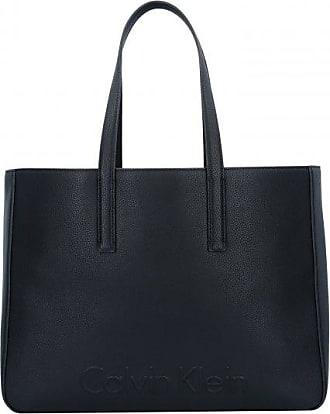 Le4 Large Tote Handtasche 40 cm dove Calvin Klein