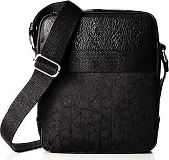 Damen M4RISSA Print Crossbody Clutch Umhängetaschen, Schwarz (Black Multi 901 901), 15x23x5 cm Calvin Klein Jeans