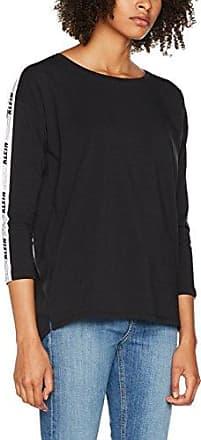 Calvin Klein 000QS5556E, Blusa para Mujer, Negro (Black 001), X-Small