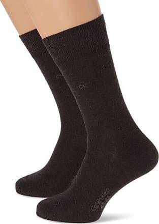 Calvin Klein E93025-Calze sneakers Uomo Opaco 3 Multicolore (ASST) 40/46