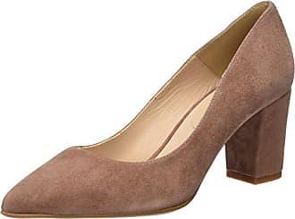 Ante, Zapatos de Tacón con Punta Cerrada para Mujer, Morado (Mora 013), 39 EU Calzados Marian