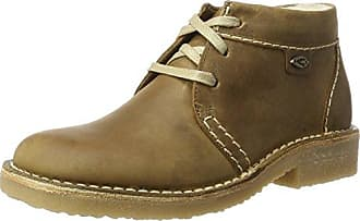 camel active Damen Aged 75 Chelsea Boots, Beige (Desert), 40.5 EU