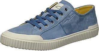 Camel Active Satellite 70, Zapatillas para Mujer, Azul (Jeans/White), 36 EU
