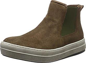 camel active Damen Top 71 Chelsea Boots, Braun (Bison 01), 36 EU