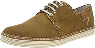 camel active Outback GTX 21 - Zapatos de cordones para hombre, color Marrón (mocca), talla 43
