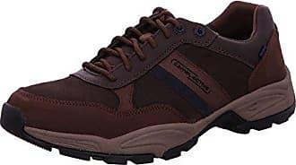 Camel Active Evolution 30, Sneakers Basses Homme, Marron (Espresso/Mocca/Navy 5), 44 EU