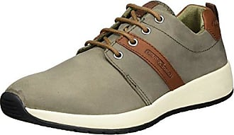 camel active Evolution 21 - Zapatos Hombre, Grau (Dk.Grey), 40.5 EU