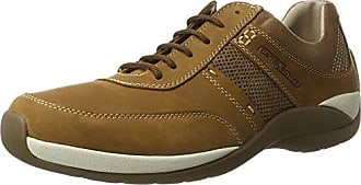 Mens Moonlight 11 Low-Top Sneakers, Brown (06 Cigar/Tobacco), 10.5 UK Camel Active