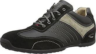 Camel Active Satelitte 11, Sneakers Basses Homme, Noir (Black), 46.5 EU