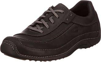 Camel Active Laponia GTX 11 - Zapatos de Cordones de Cuero para Hombre, Color Marrón, Talla 40.5