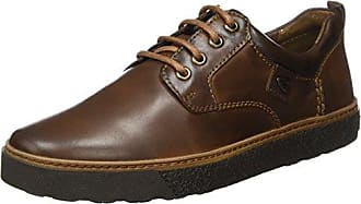 Mens Space 28 Low-Top Sneakers, Brown Camel Active