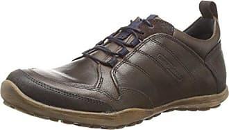 Camel Active Trail 71 - Zapato Oxford de Cuero Mujer, Color Marrón, Talla 36