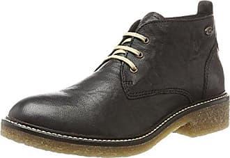 Andrew, Desert Boots Homme - Schwarz (Noir), 42 EU (8 UK)Fretz Men