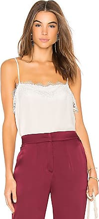 The Skylar Blouse in White. - size L (also in M,S,XS) Cami NYC