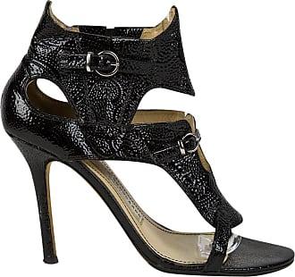 Pre-owned - Leather heels Camilla Skovgaard