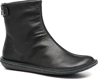 Camper - Damen - Neuman K400246 - Stiefeletten & Boots - schwarz