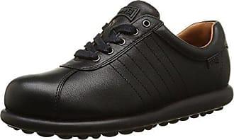 Sanita San-Chef Lace Shoe-O2 Zapatos de Seguridad Unisex Adulto, Negro - Schwarz (Black 2), 47 EU