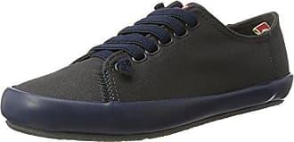 Borne, Zapatillas para Mujer, Gris (Dark Grey 001), 40 EU Camper