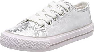 Canadians Mädchen 432 126 Sneaker, Silber (Silver), 34 EU