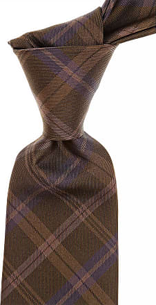Ties On Sale, Dark Chocolate Brown, Silk, 2017, one size Tom Ford