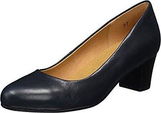 22413, Escarpins Femme, Noir (36), 36 EUCaprice