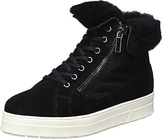 Caprice 23501, Zapatos de Cordones Brogue para Mujer, Blanco (White Perlato 139), 37 EU